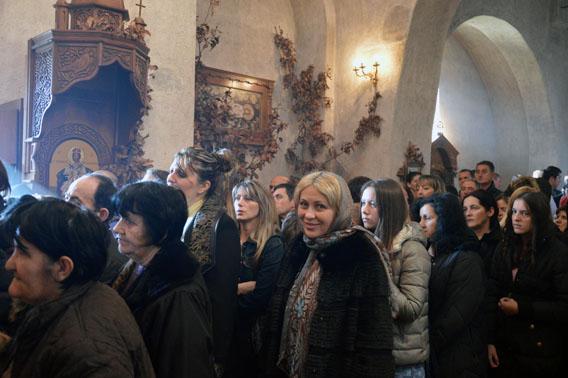 Божић молитвено и свенародно прослављен у нашој Епархији