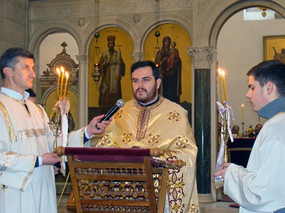 Годишњи помен Митрополиту хаџи Сави Косановићу