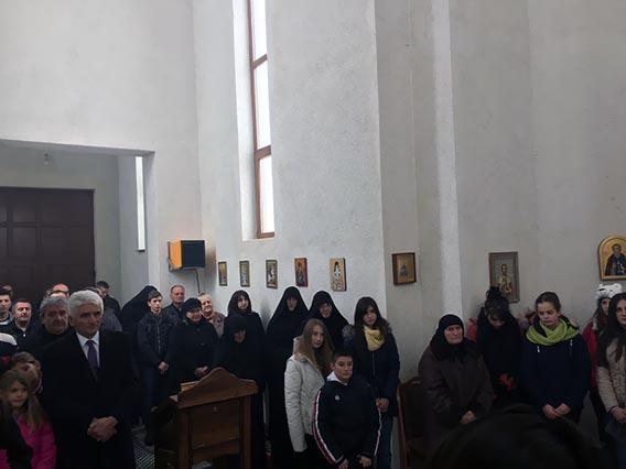 Слава храма Светог Евстатија Српског на Трепчи