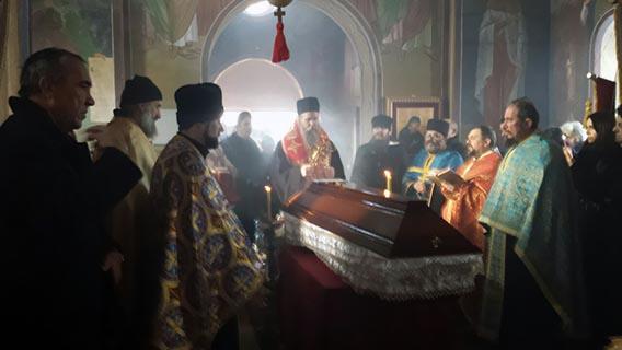 Молитвени испраћај новопрестављене слушкиње Божје Бранке Кнежевић