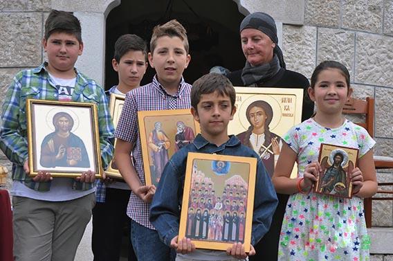 Торжествено прослављена храмовна слава и новоканонизовани Пивски мученици