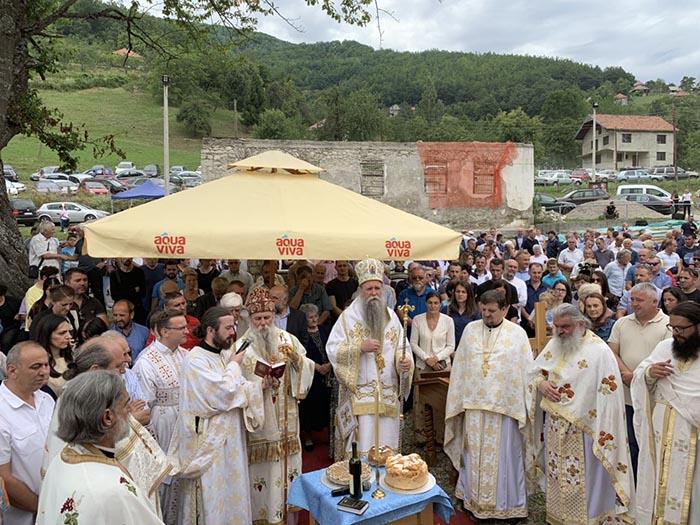 Епископ Јоаникије: Велика је мали Јасеновац, у жртви и у светости смо једно