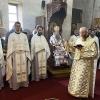 Архијерејска Литургија на Велику суботу